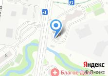 Компания «Строящийся жилой дом по ул. Павшинский бульвар (г. Красногорск)» на карте