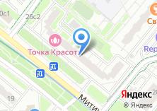 Компания «КухниСити» на карте