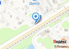 Компания «АвтоМастер+» на карте