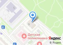 Компания «Строящийся жилой дом по ул. Радужная (Московский)» на карте