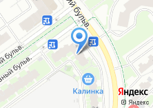 Компания «Строящийся жилой дом по ул. Подмосковный бульвар (Красногорск)» на карте