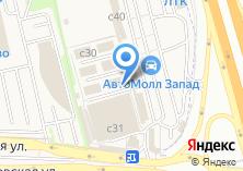Компания «Авто-К» на карте