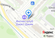 Компания «НЯПИ» на карте