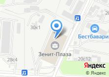 Компания «Vtecmotors» на карте