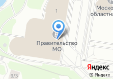 Компания «Министерство здравоохранения Московской области» на карте