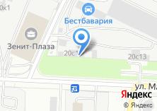 Компания «ФК-сервис+» на карте