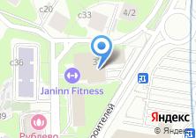 Компания «Janinn Fitness» на карте