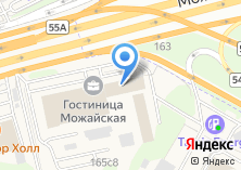 Компания «Минский» на карте