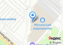 Компания «Service Power Computer» на карте