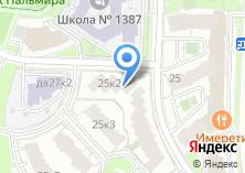 Компания «Дедушка Олехник в Куркино» на карте