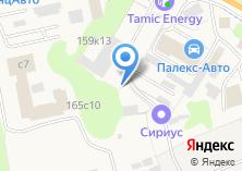 Компания «Аврора-7» на карте