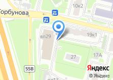 Компания «Автомойка на ул. Горбунова» на карте