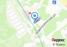 Компания «Станция Волоколамская» на карте