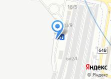 Компания «Киловат» на карте
