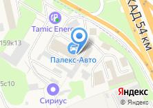 Компания «ЭРА-МОТОРС» на карте