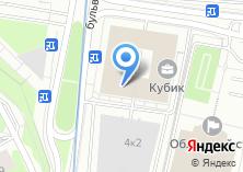 Компания «Феликс» на карте