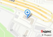 Компания «Пожарно-спасательный центр г. Москвы» на карте