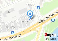 Компания «Авто 88» на карте