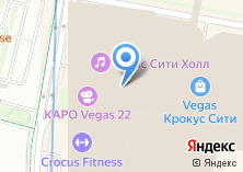 Компания «Zara Home» на карте