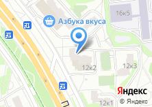 Компания «Почтовое отделение №125464» на карте