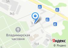 Компания «Kuhnyatorg.ru» на карте
