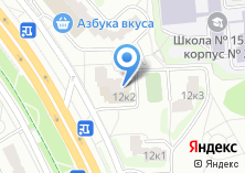 Компания «Шторы» на карте