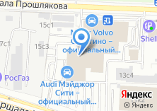 Компания «Major Honda» на карте
