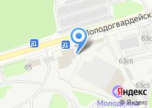 Компания «Бизнес-Партнер» на карте