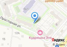 Компания «Оппозит» на карте