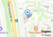 Компания «Адельвина» на карте