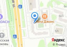 Компания «HappyMoto.ru» на карте