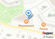 Компания «Виктория Москва» на карте