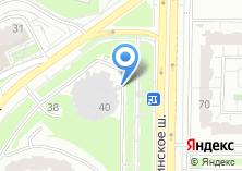 Компания «Эстет-сервис» на карте