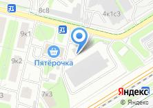 Компания «ЕКА» на карте
