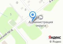 Компания «Участковый пункт полиции Молжаниновский район» на карте