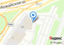 Компания «MosTransCargo» на карте