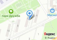 Компания «Библиотека №244» на карте