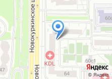 Компания «БОНИ» на карте