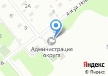 Компания «Управа Молжаниновского района» на карте