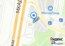 Компания «BP» на карте