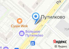 Компания «PRstroyka» на карте