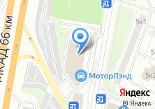 Компания «Автовель-моторс» на карте