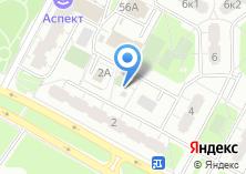 Компания «Дэка» на карте
