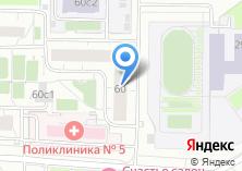 Компания «Айкибьюти-СПА» на карте