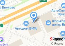 Компания «Адванс-Авто» на карте