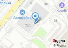 Компания «Теплокровля» на карте