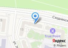 Компания «Мортонград Путилково» на карте