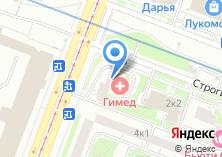Компания «Азимут Сервис» на карте
