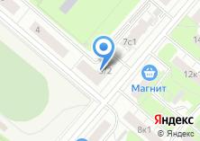 Компания «RUSJET» на карте
