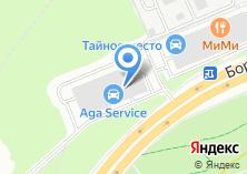 Компания «Никрасофф» на карте